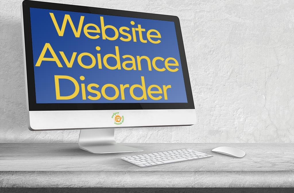 Website Avoidance Disorder (WAD)