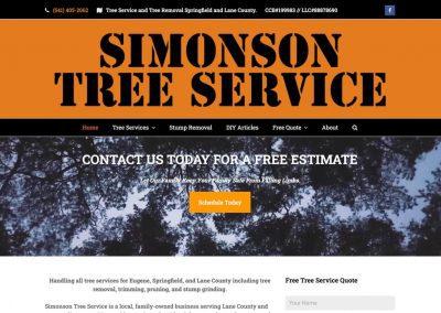 Simonson Tree Service