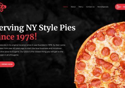 Sy's New York Pizza