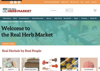 The Real Herb Market