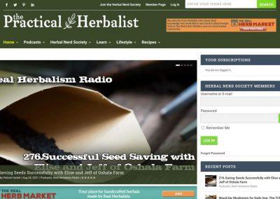 The Practical Herbalist