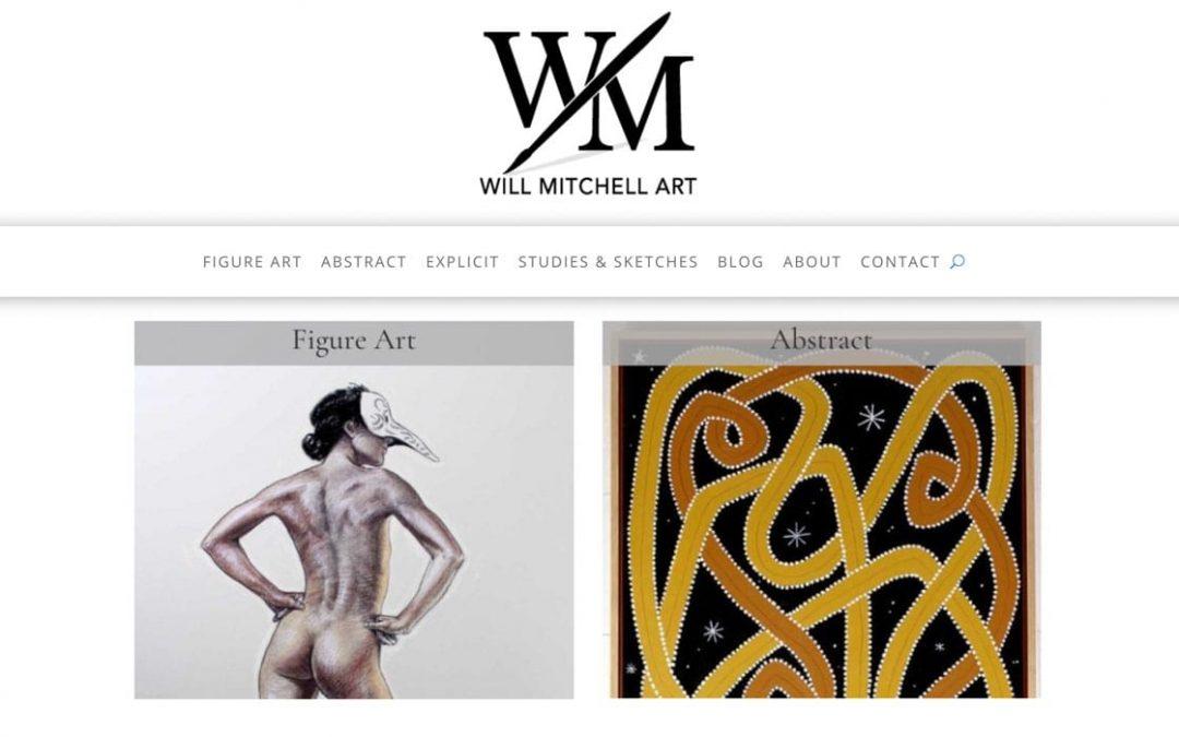 Will Mitchell Artist